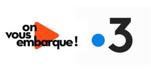 France 3 - France Télévision - On vous embarque - Myriam Dupouy