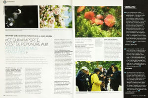 Monde de la Photo Nikon - Myriam Dupouy