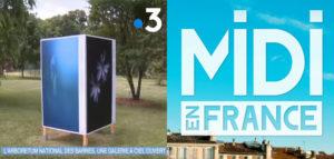 Midi En France - France Télévision - France 3 - Myriam Dupouy