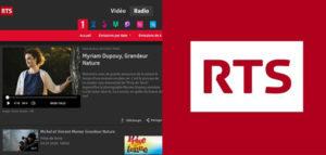 RTS Radio Suisse Romande - Myriam Dupouy