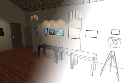 Production 3D Tyssart Expostition